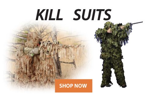 Shop Kill Suit Ghillie Suits