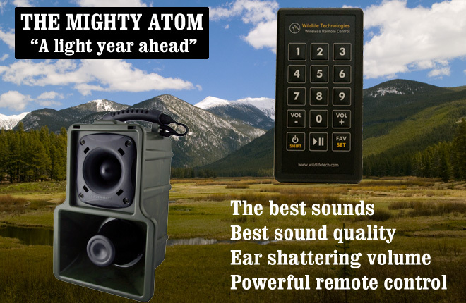 The Wildlife Technologies Mighty Atom MAX (MA-MAX)