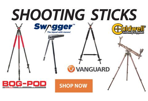 Shooting Sticks Banner